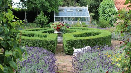 The Old Rectory, part of this year's Great Garden Trail. Picture: ST ELIZABETH HOSPICE