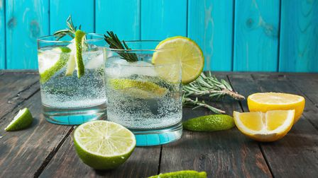 Gin is the nation's favourite spirit. Picture: Getty Images/iStockphoto
