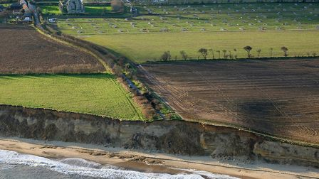 Covehithe back in 2008. Picture: MIKE PAGE