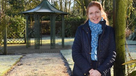 Jane Townsend, the new principal of Easton and Otley College. Picture: DENISE BRADLEY