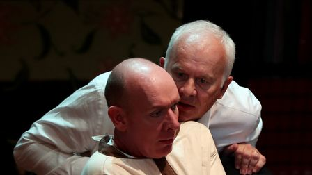 Watch thriller MindGame this weekend. Picture: SIMON COOPER