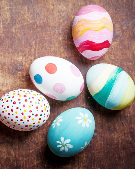 Enjoy and Easter egg hunt with your children this weekend. Picture: ZAKHAROVA_NATALIA/GETTY IMAGES/I