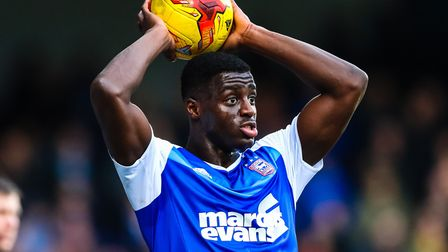 Josh Emmanuel has been on loan at League One Rotherham all season. Picture: STEVE WALLER