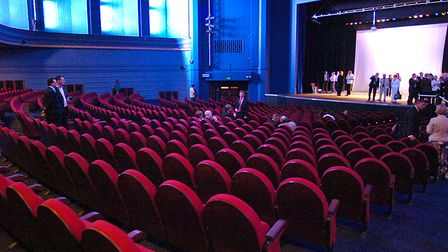 The Regent Theatre has had major upgrades over the last decade. Would a county-wide authority give i