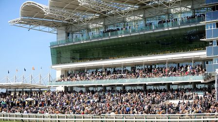 Newmarket races. Picture: GREGG BROWN
