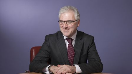 Tim Whitley, chairm of BT's East of England regional board.