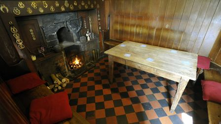 Unchanged for decades - the settle at The King's Head. Picture: ANDREW PARTRIDGE