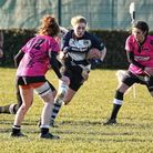 Chelmsford on the attack in their clash with Harwich & Dovercourt. Picture: CHELMSFORD RC