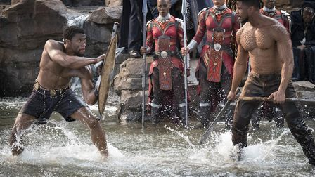 Have you seen Black Panther? What did you think? Picture: WALT DISNEY PICTURES/ MARVEL STUDIOS/ MATT
