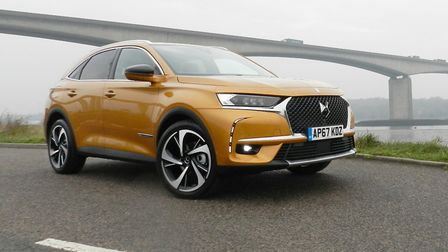 John Grose is launching the new DS 7 Crossback SUV at its DS Salon Ipswich tomorrow with test drives