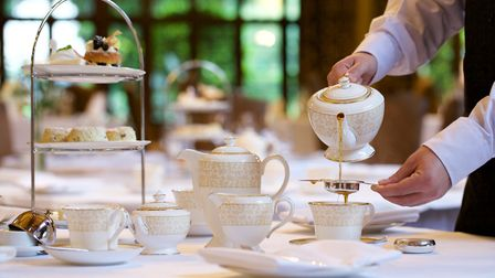 Catch up over afternoon tea. Picture: NICKSMITHPHOTOGRAPHY.COM