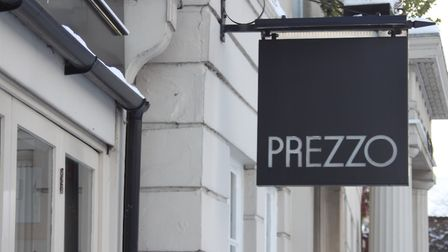 Prezzo, which also owns Tex-Mex chain Chimichanga, is reportedly considering a restructuring plan wh