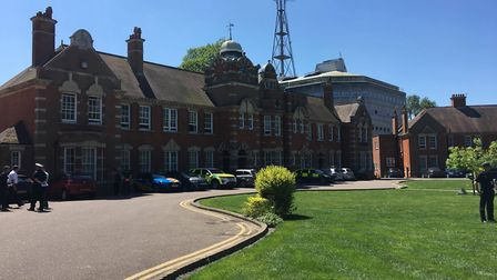 Essex Police HQ. Picture: ABBIE WEAVING