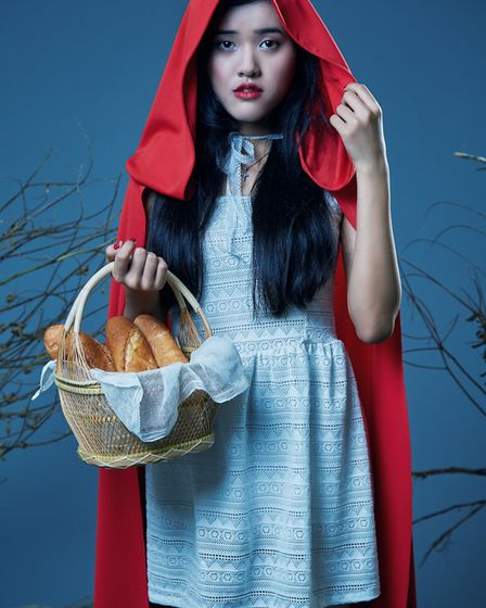 Little Red Riding Hood on the way to see her grandmamma. Picture: PSPHOTOGRAPH/GETTY IMAGES/iSTOCKPH