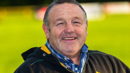 Terry Sands, Bury St Edmunds Rugby Club's Performance Director. Picture: STEVE WALLER