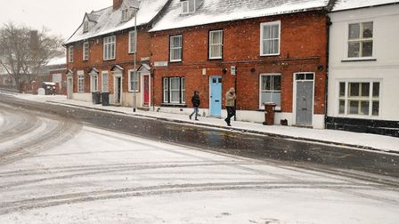 Residents in Suffolk and Essex are being urged to check on elderly and vulnerable neighbours. Pictu