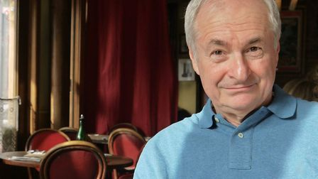 Paul Gambaccini, who will appear live at the Theatre Royal in Bury St Edmunds. Picture: CHRISTOPHER