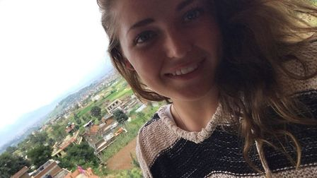 Asa Hutchinson is trapped in Dubai having had her passport taken away by authorities in the United A