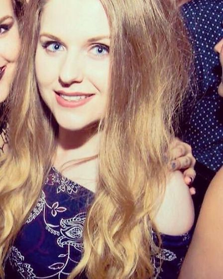 Sophie Smith, 21, has been missing from Gorleston since Boxing Day. Picture: ISSUED BY NORFOLK POLIC