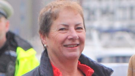 Cllr Jane Storey. Picture: SARAH LUCY BROWN