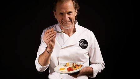 Paul Rankin, who will return to the Our Bury St Edmunds Food & Drink Festival this year. Picture: OU