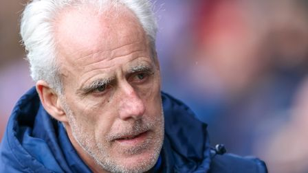 Ipswich Town boss Mick McCarthy will leave the club at the end of the season. Photo: Steve Waller
