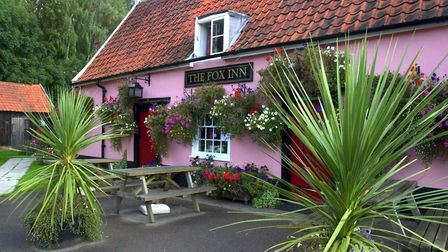 The Fox Inn at Newbourne. Picture: ARCHANT