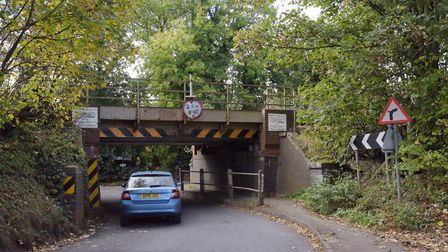 A third of Suffolk's bridges are in a 'severe' or 'very poor' condition, a county council report sai