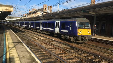 Rail passengers' excuses for travelling without a ticket have been revealed. Picture: ARCHANT LIBRAR