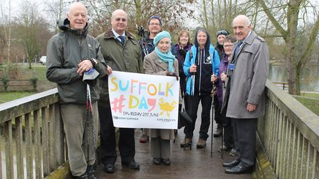 Mid Suffolk District Council will be joining in with the Suffolk Day celebrations. Picture: MID SUFF