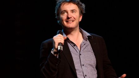 Comedian, actor and writer Dylan Moran's latest tour visits Southend, Bury St Edmunds and Ipswich. P