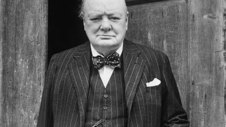 It has been said that all newborn babies look like Winston Churchill. Picture: PA WIRE