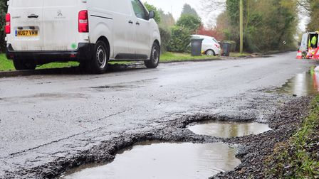 Potholes are caused by the weather - but what is wrong with prioritising those on the Women's Tour r