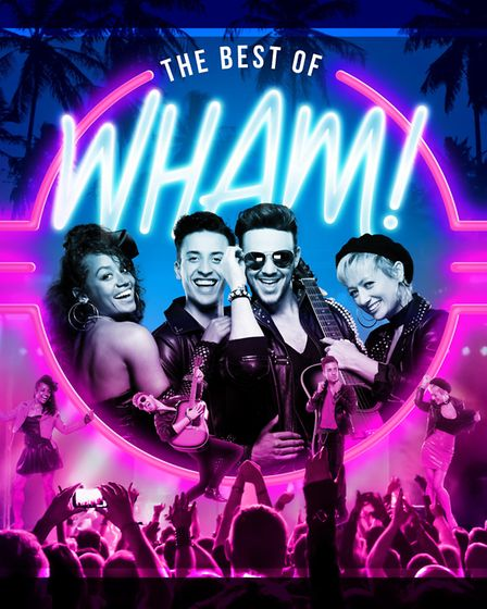 The best of WHAM! Picture: SWEENEY ENTERTAINMENTS
