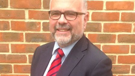 Colchester council's deputy leader, and portfolio holder for culture, Tim Young. Picture: TIM YOUNG