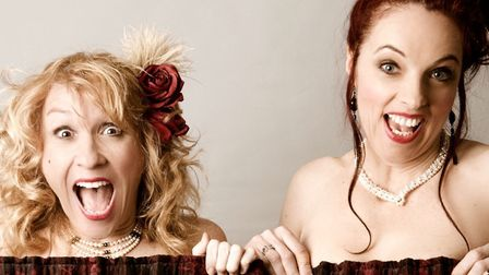 Comedy duo Mac & Eden who are performing at Bury Festival 2018. Photo: Bury Festival
