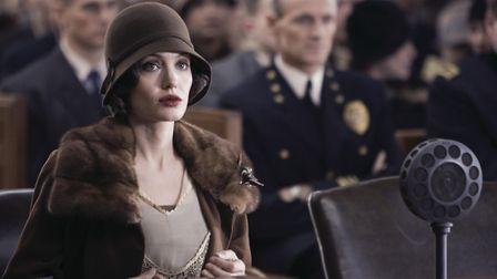 Angelina Jolie stars as Christine Collins in Changeling, a provocative drama from director Clint Eas