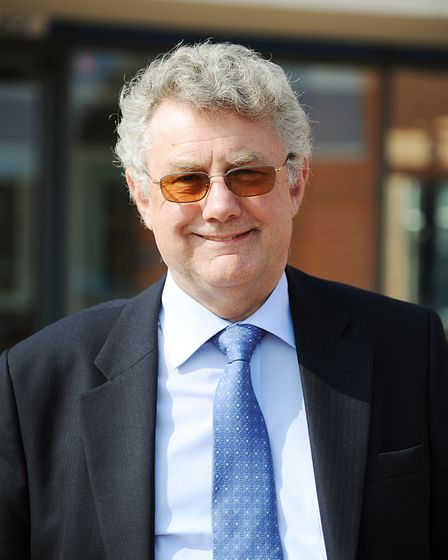 Ian Cleland, who has resigned as chief executive of the Academy Transformation Trust (ATT) but curre