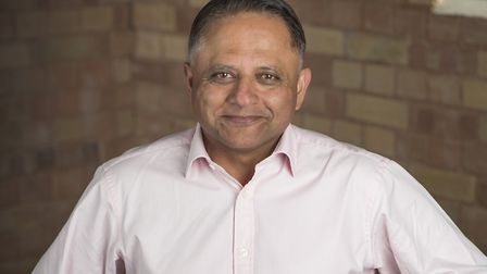 Greene King chief executive Rooney Anand.