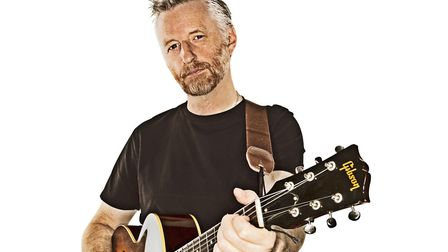 Billy Bragg. Photo by Andy Whale