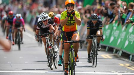 The 2018 Tour will kick off in Framlingham on June 13. Picture: OVO ENERGY WOMEN'S TOUR 2017