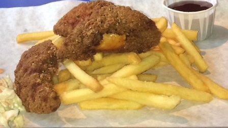 Pick one of these fried chicken shops in your time of need. Picture: MEGAN ALDOUS