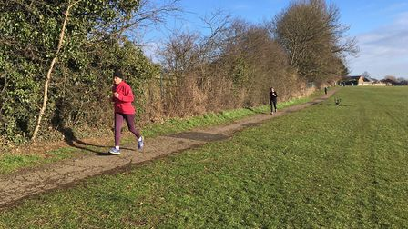 Conditions were cold but just about perfect for last Saturday's Corby Parkrun, attracting a field of