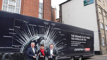 Exporting is GREAT roadshow in Bury St Edmunds