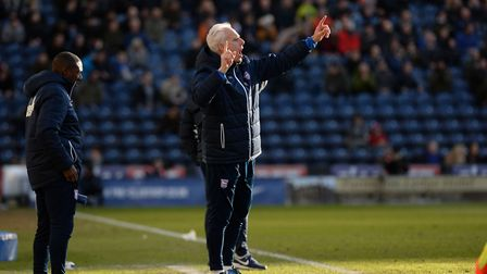 Mick McCarthy's future is unclear. Picture: PAGEPIX LTD