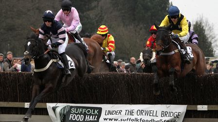 Point to point at Higham takes place again this weekend.