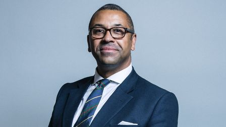 James Cleverly (Conservative MP for Braintree) Picture: HOUSE OF COMMONS