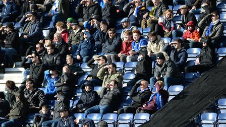 Ipswich fans have a day out in the sun at Preston North End, delighted with their team's win.