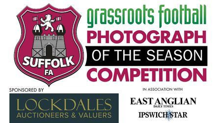 Lockdales are sponsoring this season's competition. Picture: SUFFOLK FA