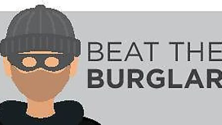 Our 'Beat the Burglar' campaign will highlight efforts to empower homeowners and ensure those respon